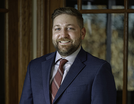 Robert Phillips, Financial Advisor / Vice President