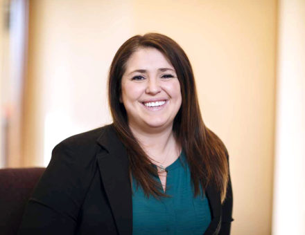 Sarah Banken, Securities Department Supervisor